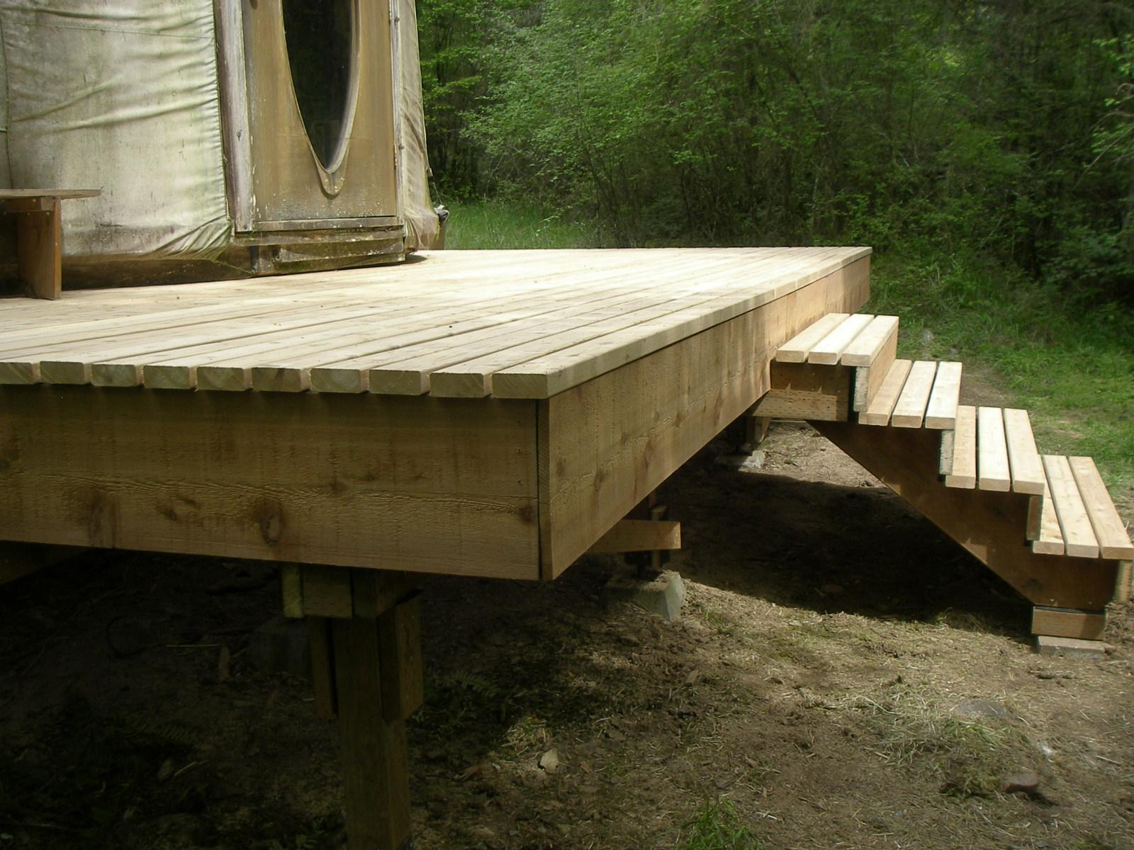 Deck Side Spring Point